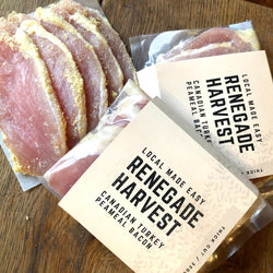 Bacon, Canadian Turkey Peameal (220g)