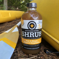 Shrub, Pear Ginger (473ml)