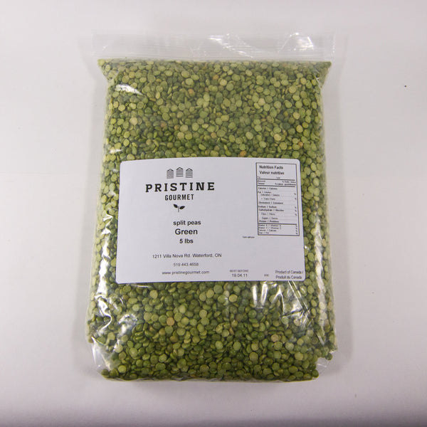 Split Peas, Green (5lbs)