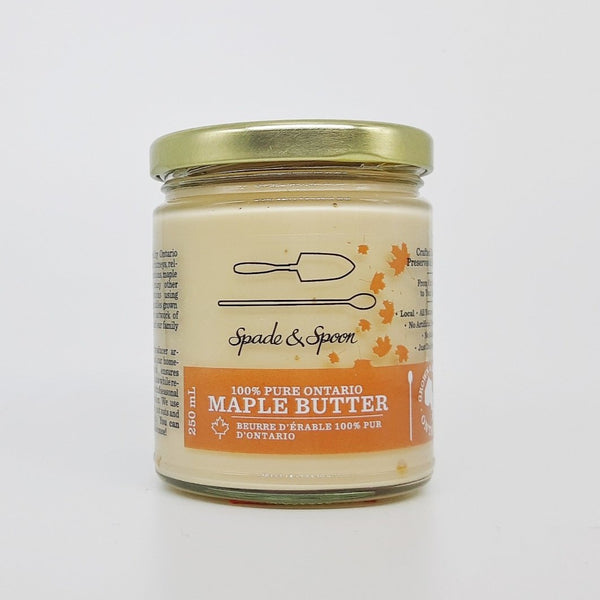 Jar of Maple Butter
