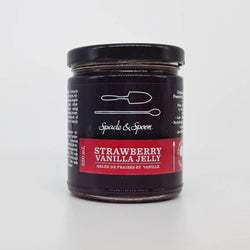 Jelly, Strawberry Vanilla (250 ml)