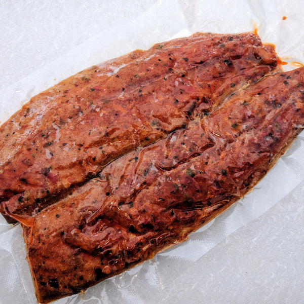Smoked Mackerel, Cajun (250g)