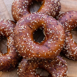 Pretzel Bagels (4/Pack)