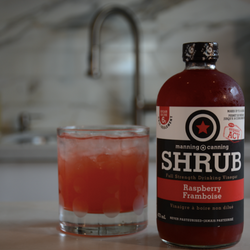 Shrub, Raspberry (473ml)
