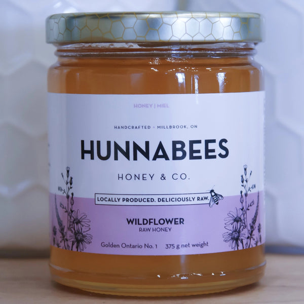 Wildflower Honey, 375g