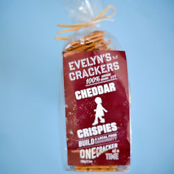 Crackers, Cheddar Crispies