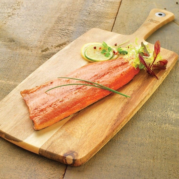 Smoked Rainbow Trout, Honey Maple (200g)