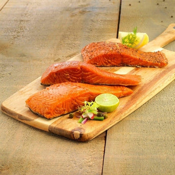 Smoked Salmon, Natural/Plain ~190g