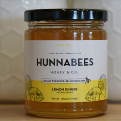 Honey, Lemon Ginger (375g)