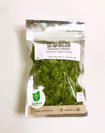 Dried Parsley, 4g