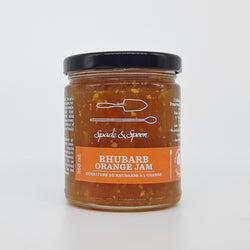 Jam, Rhubarb Orange Jam (250 ml)