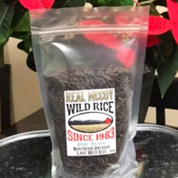 Rice, Northern Ontario Wild Rice (1lb)