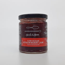 Jam, Strawberry (250 ml)