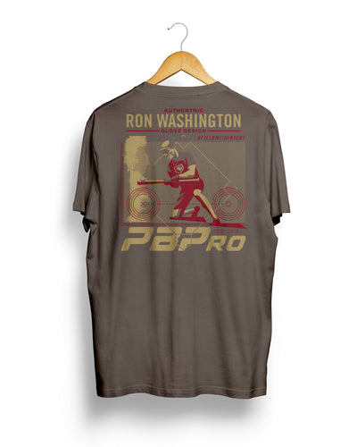 #FieldWithIntent Ron Washington Tee