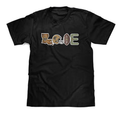 New Orleans Saints Football LOVE Tee