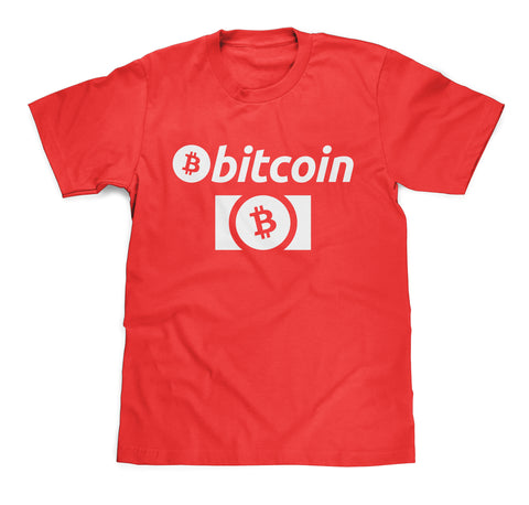 Bitcoin Crypto Currency Tee