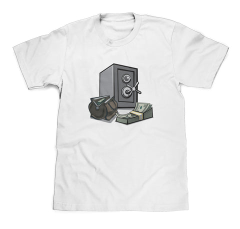 Cash and Safe Tee