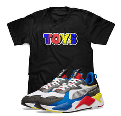 TOYS Tee Designed To Match Puma Select RS-X Toys Sneakers