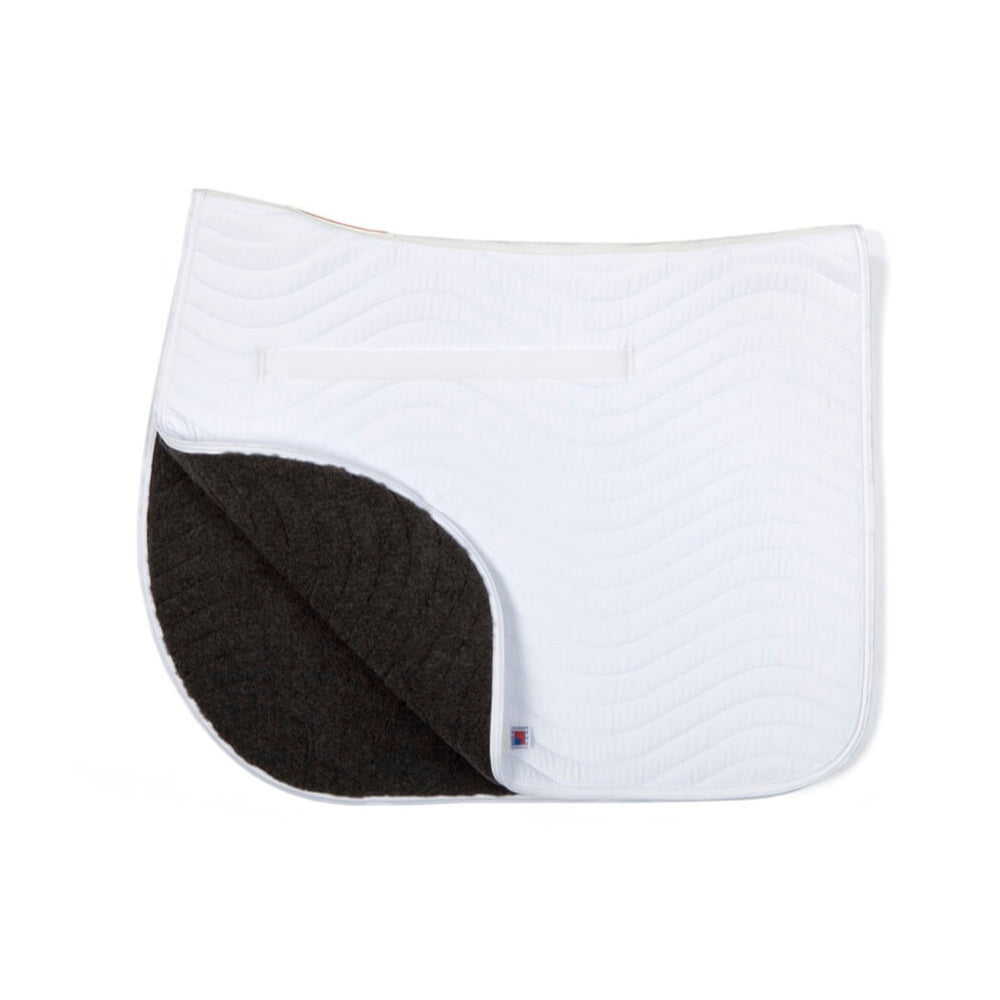 Draper Equine Therapy® Celliant Dressage Saddle Pads.