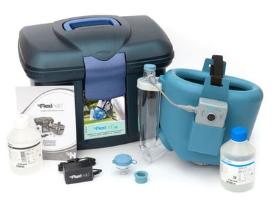 Flexineb E3 Complete Portable Equine Nebulizer System - ADULT.