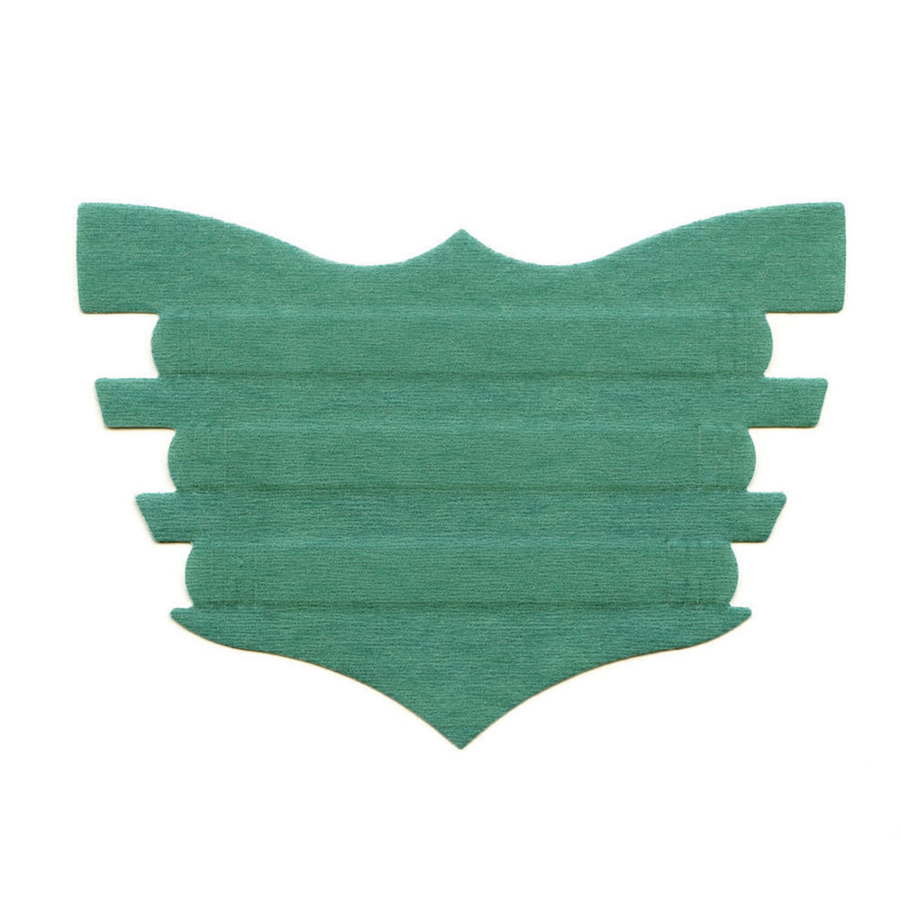 FLAIR® Equine Nasal Strip - Turquoise (Single).