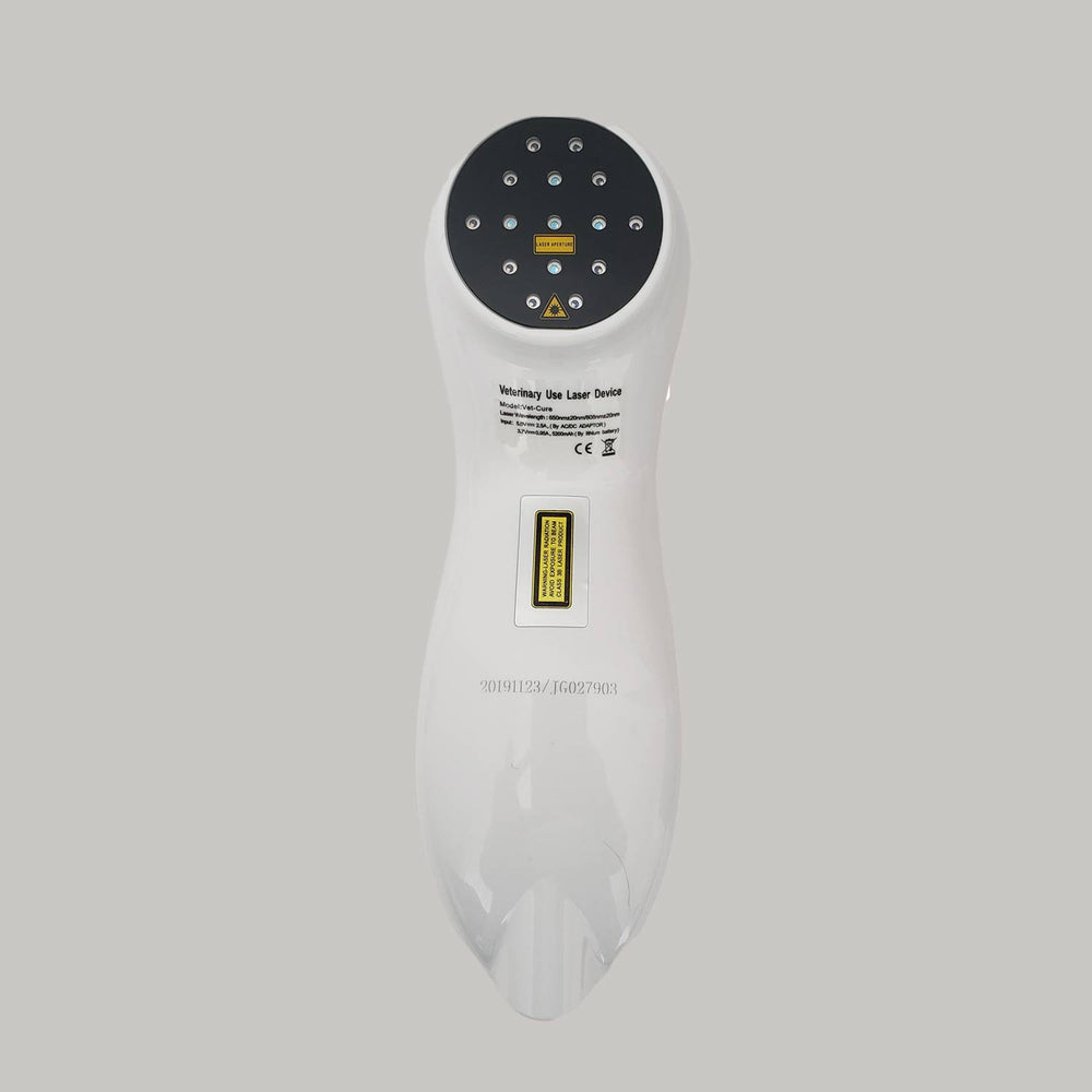 Cold Laser Therapy Device - Class 3B - Handheld device (LLLT).