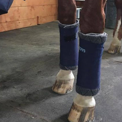 Draper Equine Therapy® No Bow Wraps