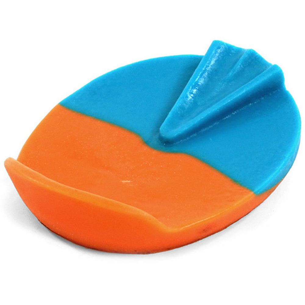 Soft-Ride Orthotics - Orange-Turquoise