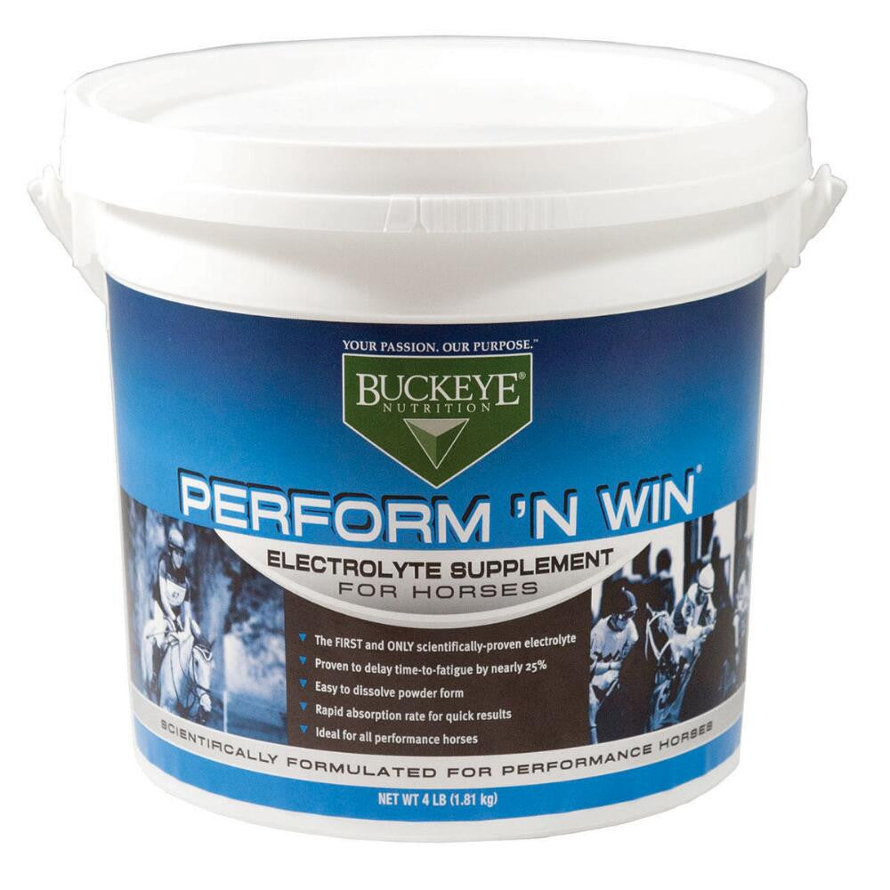 Perform N Win (Buckeye Nutrition)