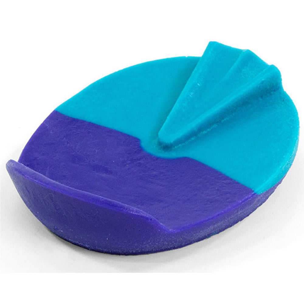 Soft-Ride Orthotics-Purple-Turquoise