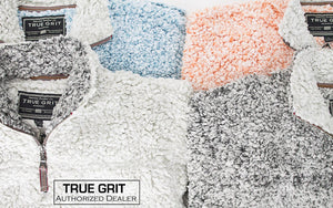 True Grit Pullovers