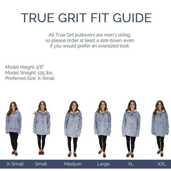 True Grit Fit Guide