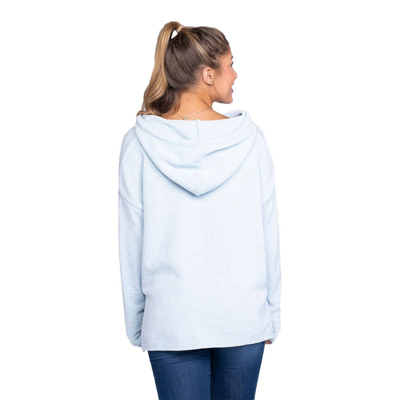Ultra Plush Lounge Hoodie - The Sherpa Pullover Company