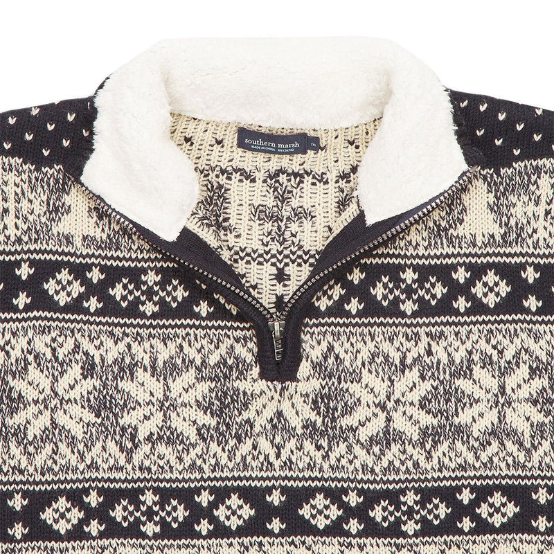 Banff Pullover - Southern Marsh - The Sherpa Pullover Outlet