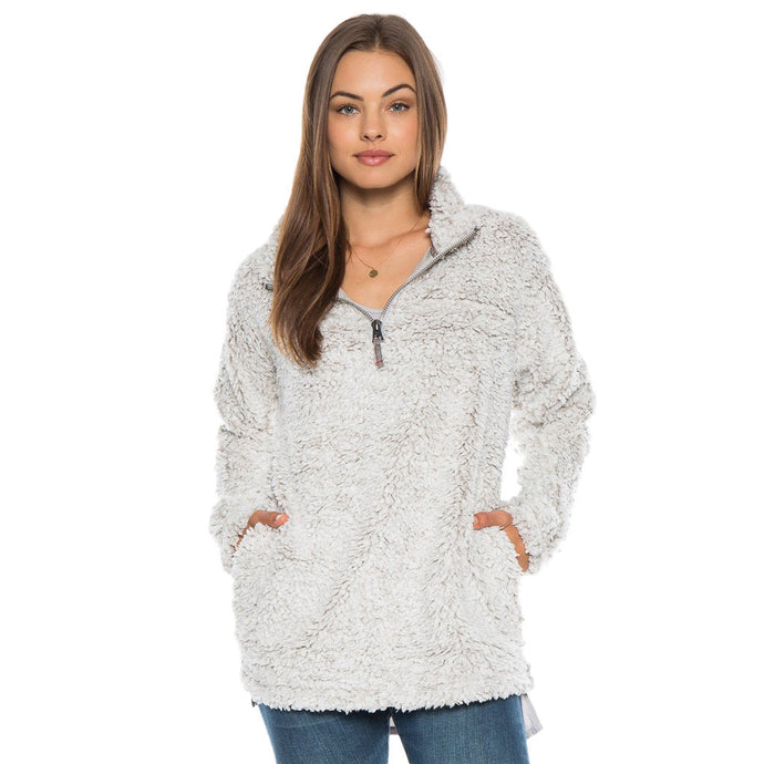 Very best The Sherpa Pullover Outlet: True Grit Frosty Tipped & Sherpa Jackets OH82