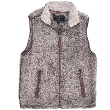 Frosty Tipped Double Up Vest