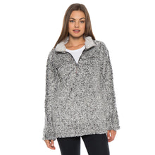 Frosty Tipped Women's Stadium Pullover - FINAL SALE