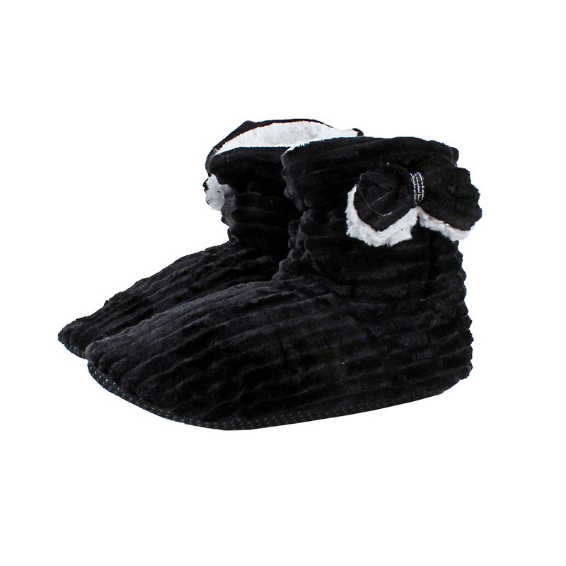 Bow Booties - Nordic Fleece - The Sherpa Pullover Outlet