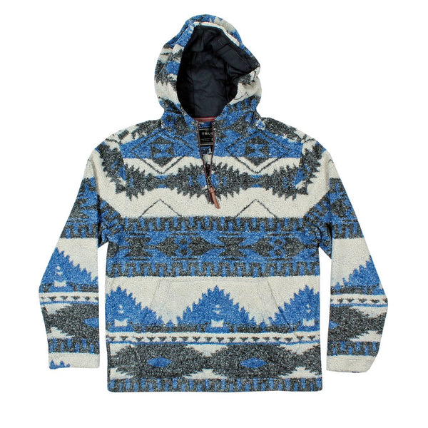 Melange Mesa Zip Hoodie - True Grit - The Sherpa Pullover Outlet