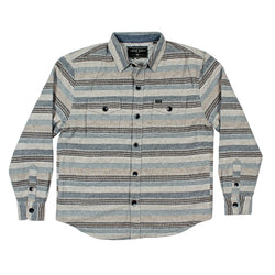 Silverton Stripe Summit Shirt Jacket - True Grit - The Sherpa Pullover Outlet