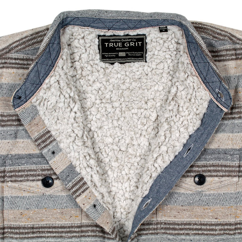 Silverton Stripe Summit Shirt Jacket