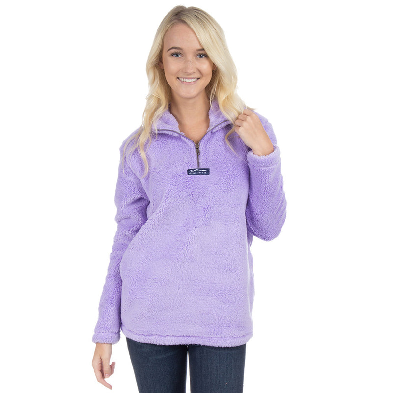Linden Sherpa Pullover - The Sherpa Pullover Company