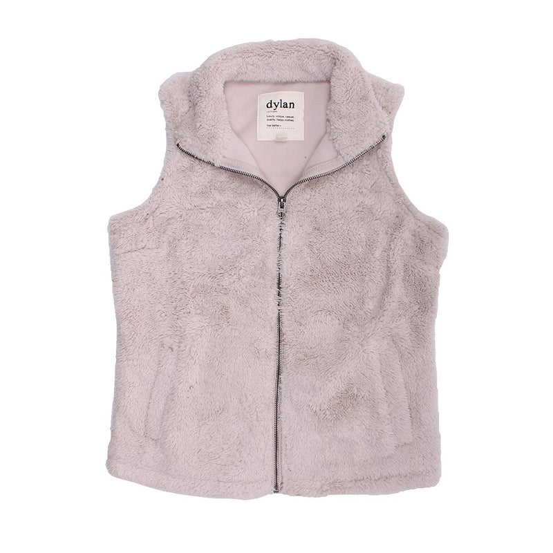Polar Fleece Shelly Vest - Dylan - The Sherpa Pullover Outlet