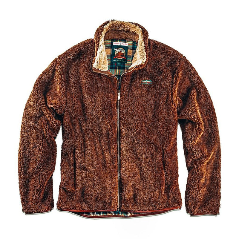 The Maine Moose Fleece - Kiel James Patrick - The Sherpa Pullover Outlet