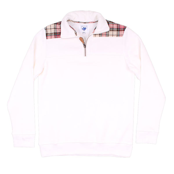 The Uppsala Pullover - Nordic Fleece - The Sherpa Pullover Outlet