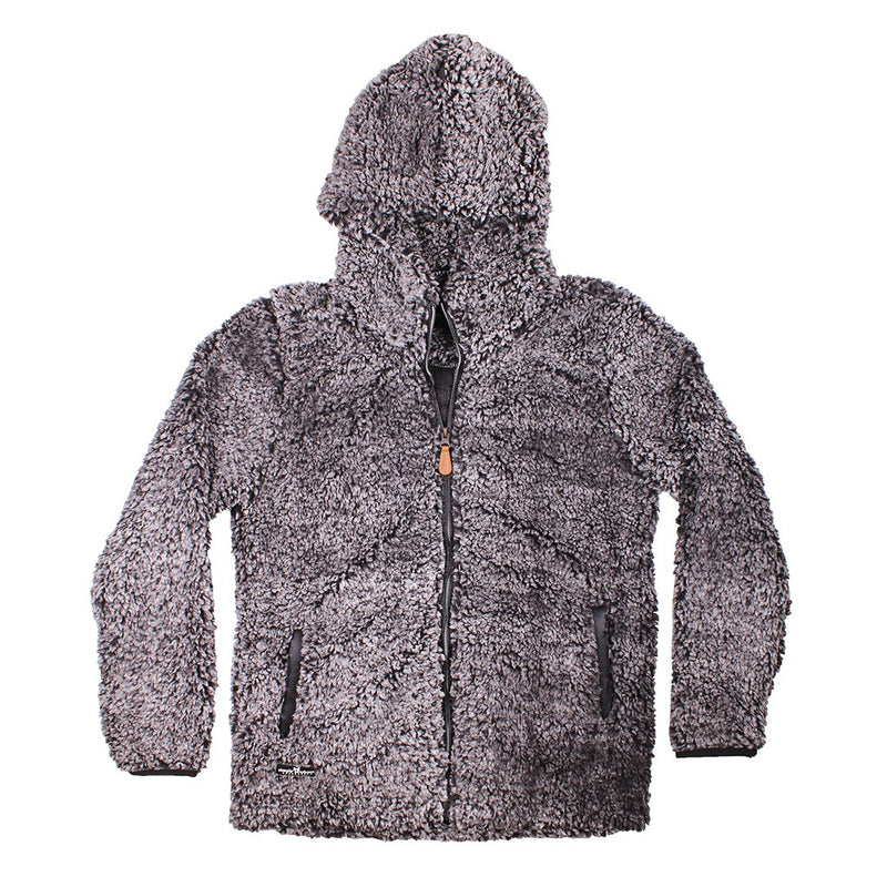 Hooded Sherpa Pullover - Simply Southern - The Sherpa Pullover Outlet