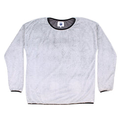 The Visby Frosty Top Sweater - Nordic Fleece - The Sherpa Pullover Outlet