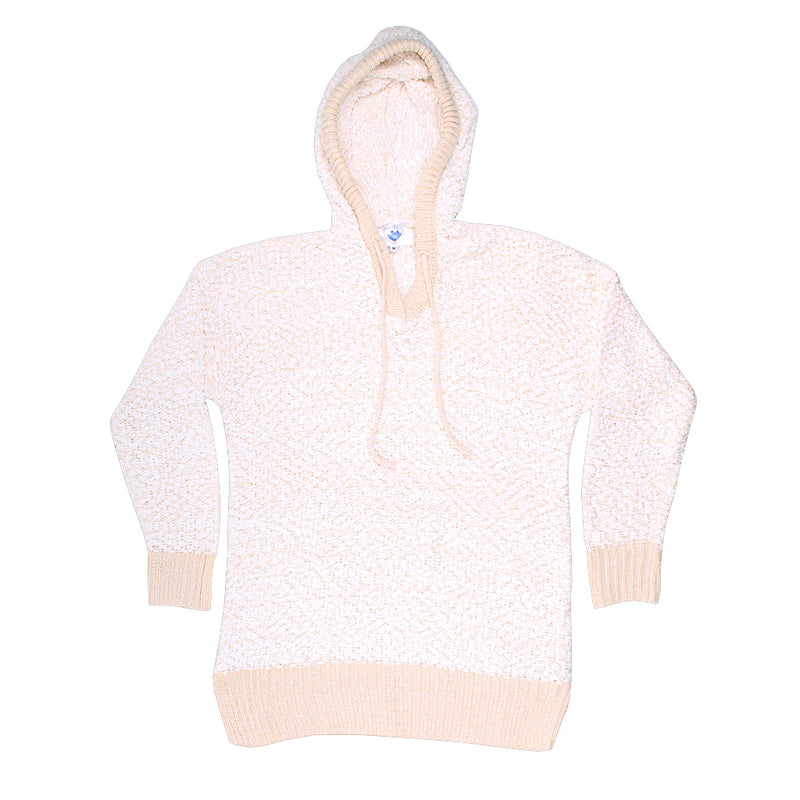 The Stockholm Popcorn Sweater - Nordic Fleece - The Sherpa Pullover Outlet