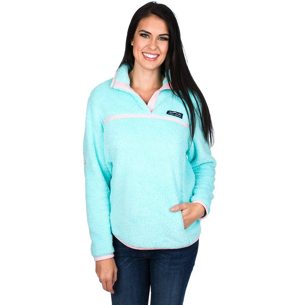 Aspen Pullover - Lauren James - The Sherpa Pullover Outlet