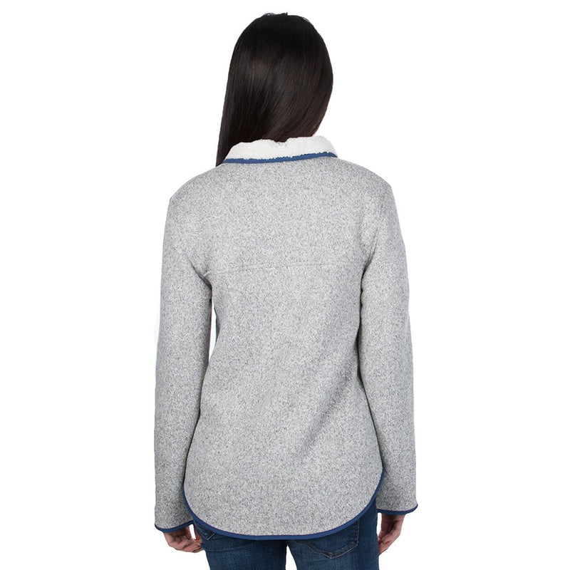 Jackson Pullover - FINAL SALE - Lauren James - The Sherpa Pullover Outlet